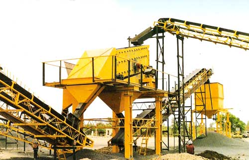 Jaw Stone Crusher Machinery
