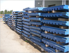 Jaw Stone Crusher Parts