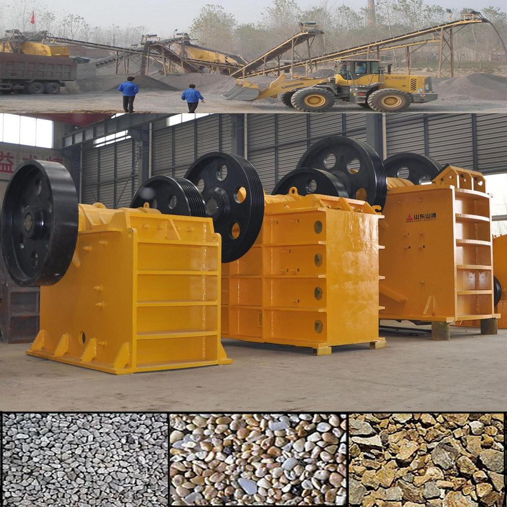 Jaw Stone Crushers Sale